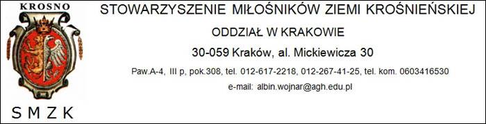 Krakow naglowek